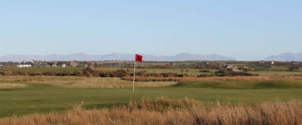 Anglesey GC, Anglesey Golf Union