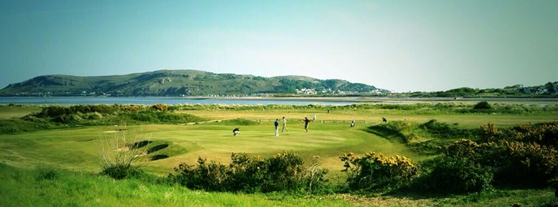 Conwy GC, Caernarvon & District Golf Union