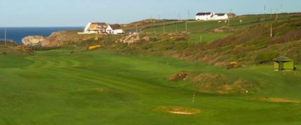 Holyhead GC, Anglesey Golf Union